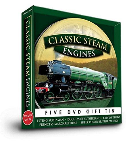 Classic Steam Engines [DVD] [UK Import] (Classic-serie-jacke)