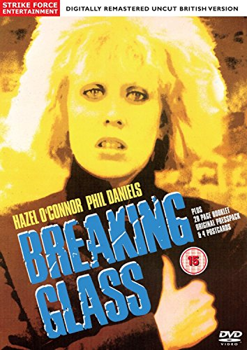 Breaking Glass - Uncut Collectors British Edition [DVD] [PAL] [REGION 0] [UK Import]