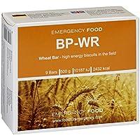 Lebenskraft BP WR Emergency Food (ehemals BP5) - High Energy Biscuits, Extremlange Haltbarkeit bis über 35 Jahre