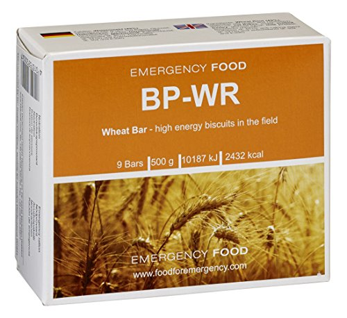 Compact for Life BP de 5 - Emergency Food