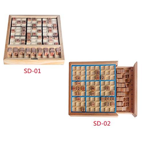 Legno Sudoku giochi da tavolo SD-01
