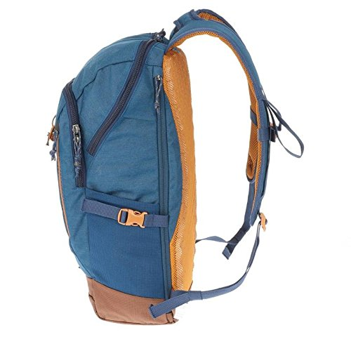 Best decathlon backpack in India 2020 QUECHUA NH500 20-L Hiking Backpack - Blue Image 3