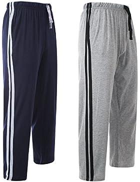 MyShoeStore - Pantalón de Pijama - para Hombre