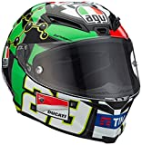 AGV casco da motociclista limitata imbottigliamento, lannone Mugello, taglia xl