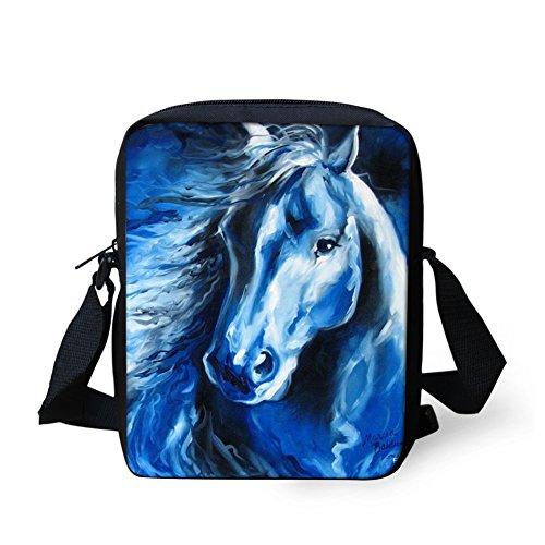 HUGSIDEA - Freizeit Damen Horse 4