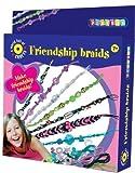 Playbox 2470536 Friendship Braids - Taller de creación de pulseras de la amistad