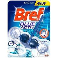 Bref WC–Blue Activ–Nettoyant pour toilettes–50g