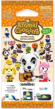 Cartes amiibo - Animal Crossing (Série 2)