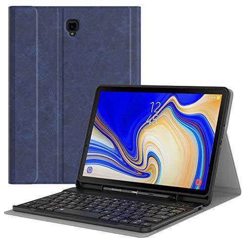 7d98f952b4e MoKo Funda para Samsung Galaxy Tab S4 10.5