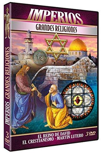 Imperios: Grandes Religiones [DVD]