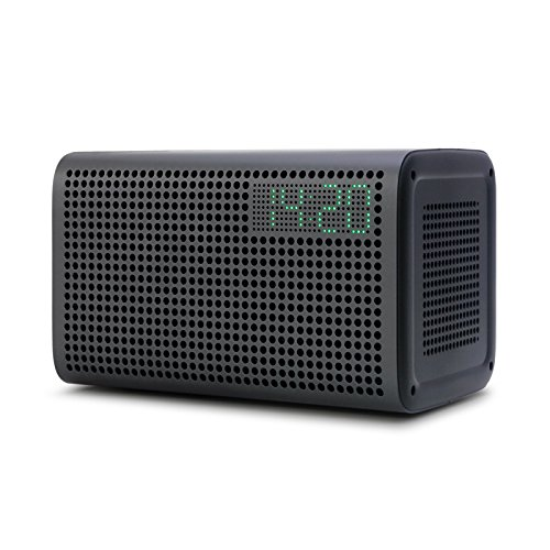 WLAN-Lautsprecher mit Amazon Alexa Intergriert, [Upgrade Version] GGMM E3 Wi-Fi Multiroom Airplay Lautsprecher Bluetooth für Musikstreaming, 20W (Schwarz)