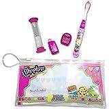 Shopkins, Viajes El cepillado dental Kit, Kit de 5 Piezas - Cepillo Buddies