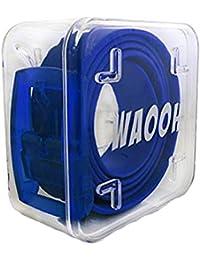 Waooh - Ceinture Plastique Waooh Marine