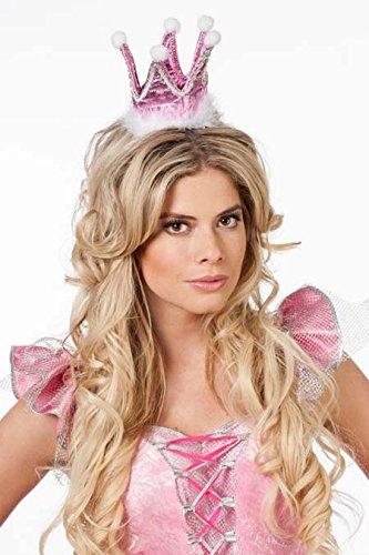 Couronne Princesse plastique accessoires accessoires Fête de Carnaval Carnaval