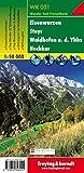 Eisenwurzen - Steyr - Waidhofen/Ybbs - Hochkar, Wanderkarte 1:50.000, WK 051, freytag & berndt Wander-Rad-Freizeitkarten