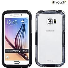 Galaxy S6 Edge Plus Funda Impermeable, iThrough™ Galaxy S6 Edge Plus Carcasa Impermeable, Prueba de Polvo, de Nieve y de Golpe con, Funda Protectora de Cubierta para el Galaxy S6 Edge Plus
