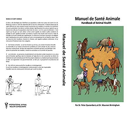 Handbook of Animal Health (French): Manuel de Sante Animale