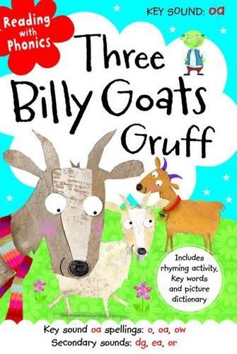 Three Billy Goats Gruff (Reading with Phonics)