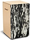 SCHLAGWERK LA PERU CP 4017 - BLACK EYES Percussion Cajon Cajon