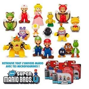 Figura Super Mario micro serie 1 NOVEDAD!!
