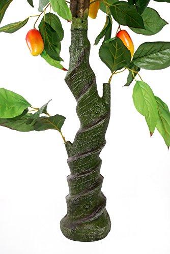 künstlicher Mangobaum 1,40 m
