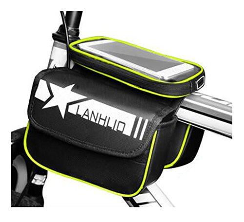 Bike Bag Bunte Fahrrad Lenker Pakete für 6 Zoll Telefon Multi-Funktions-Fahrrad-Zubehör#16