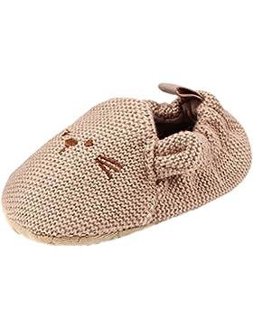 MagiDeal Baby Halbschuhe Sneaker rutschfest weiche Sohle Schuhe Lauflernschuhe Panda / Hund