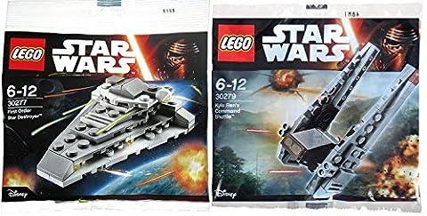 Lego Star Wars Kylo Ren's Command Shuttle & First Order