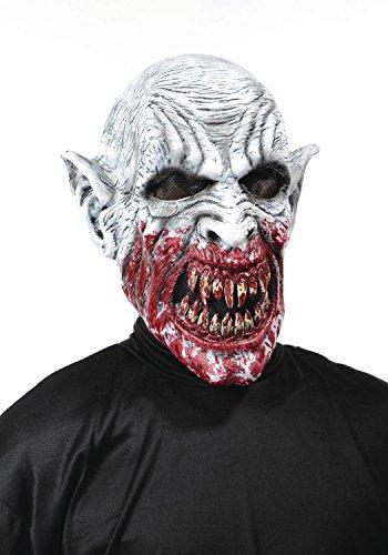 Ork Zombie Vampir Halloween Maske