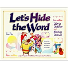 LETS HIDE THE WORD By Shirley Dobson 1994 11 16