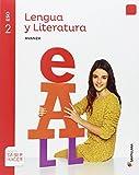 LENGUA Y LITERATURA AVANZA 2 ESO SABER HACER - 9788468040042