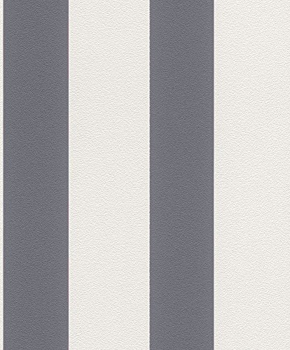 non-woven-wallpaper-stripes-white-grey-rasch-prego-700237