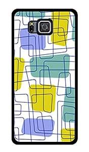 Samsung Galaxy Alpha Printed Back Cover