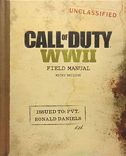 Call of Duty WWII: Field Manual Electronic Technical Manual