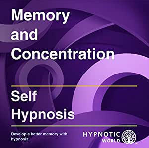 Memory and Concentration Hypnosis CD