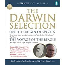 The Darwin Selection: On the Origin of Species and the Voyage of the Beagle (Csa Word Double Bill)
