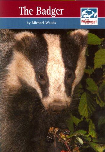 The Badger (Mammal Society Species Series)
