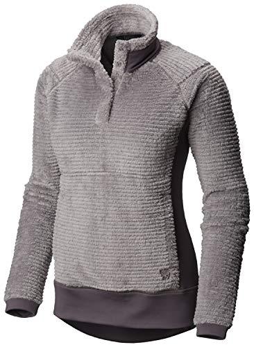 Mountain Hardwear Damen Pullover Monkey Woman - grau - Medium Mountain Hardwear Monkey