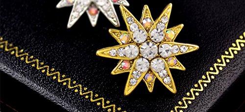 PIGE Bow pin maschio corpetto femminile con collare gioielli piccolo agopuntura aghi cavallo camicia collo vestito Spilla LD60321X01