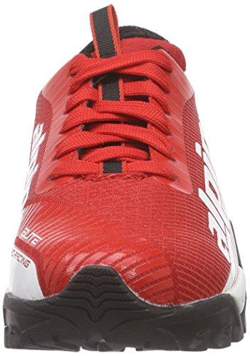 alpina 680349 Unisex-Erwachsene Trekking- & Wanderhalbschuhe Rot (Red)