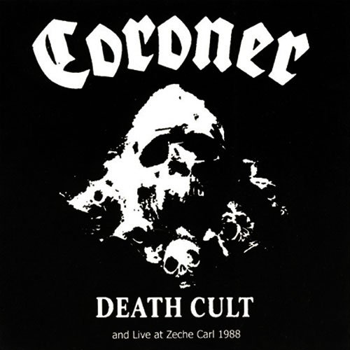 Death Cult (And Live At Zeche Carl 1988)