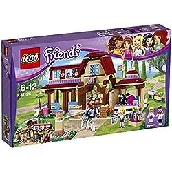 LEGO Friends - Le club d'équitation de Heartlake City - 41126 - Jeu de Construction