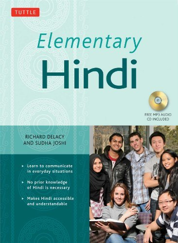 By Richard Delacy Elementary Hindi: (Mp3 Audio CD Included) (Pap/Com) [Paperback]