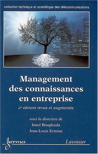 Management des connaissances en entreprise