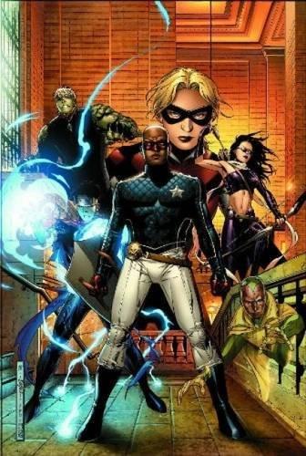 Portada del libro Young Avengers Volume 2: Family Matters TPB: Family Matters v. 2 (Graphic Novel Pb) by Andrea Divito (Artist), Jim Cheung (Artist), Michael Gaydos (Artist), (2-May-2007) Paperback