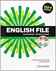 English File : Intermediate Student's Book (1DVD)