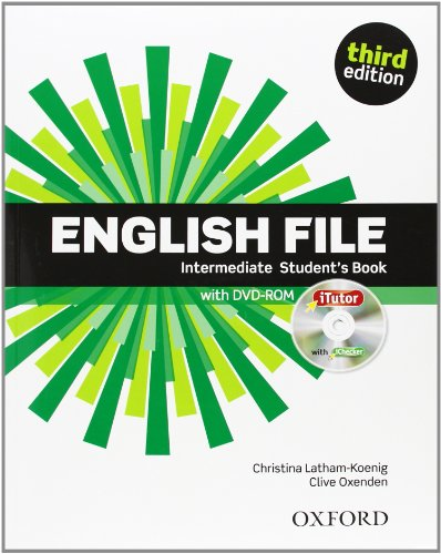English File third edition: English file digital. Intermediate. Student's book-iTutor-iChecker. Per le Scuole superiori. Con DVD-ROM