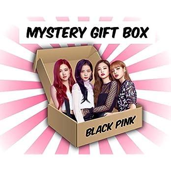 Mysteriöse Schachtel Geschenkbox Blackpink Koreanischer Pop