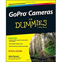 GoPro Cameras For Dummies by John Carucci (2014-12-23)