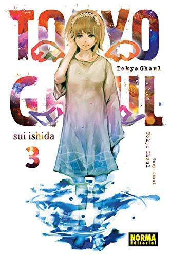 Tokyo Ghoul #3 (Shonen - Tokyo Ghoul) por Sui Ishida